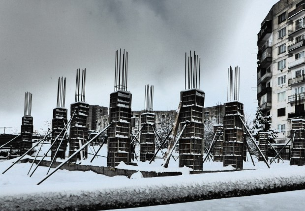 Snowy Construction