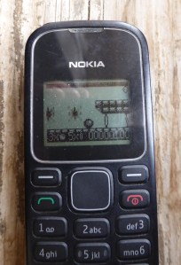 """Bounce"" on Nokia phone"