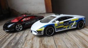 Matchbox Lamborghini Gallardo Police