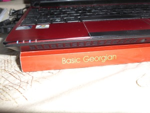 "I know where to find my copy of ""Basic Georgian"""