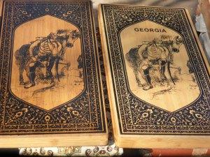Backgammon or Nardi boards