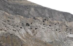 Vardzia: Cave City