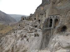 Vardzia Cave City