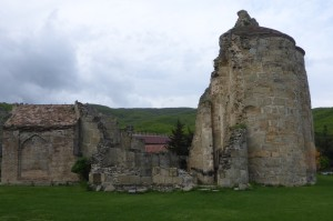 Remains of the Cathedral