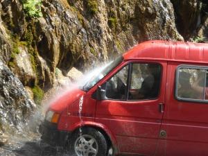 Natural Minibus wash