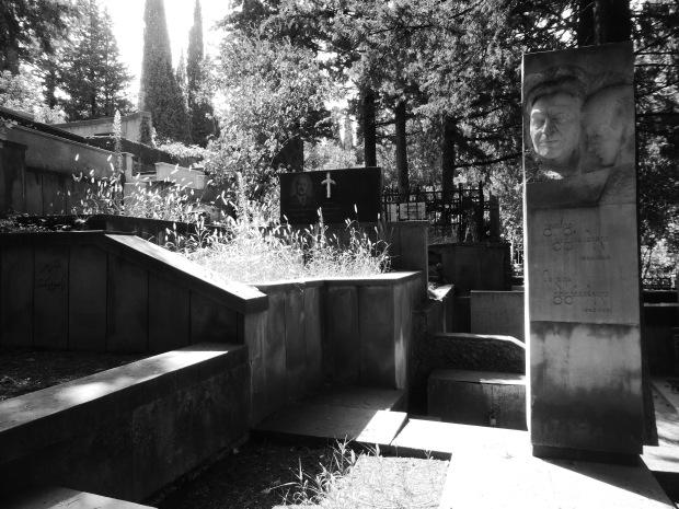 Vake Cemetery