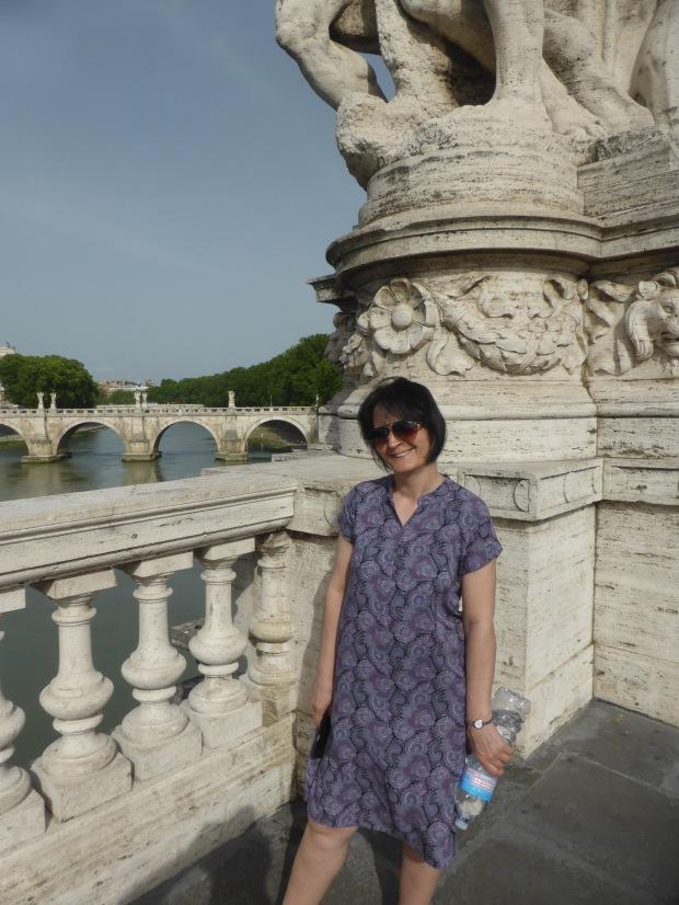 Khato on the banks of the Tiber