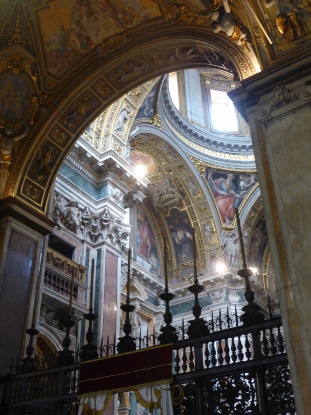 St Maria Maggiore (interior)