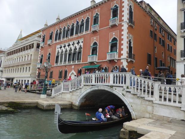 Typical Venetian scene