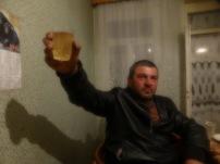 a toast